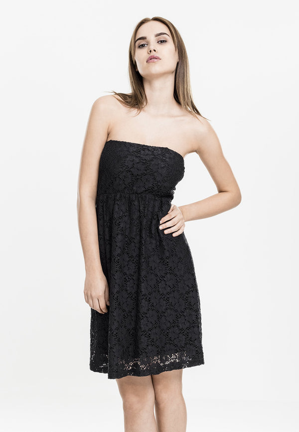 Urban Classics Ladies Laces Dress hos Stillo