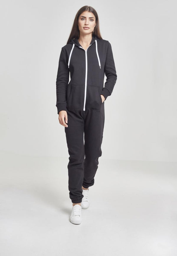 Urban Classics Ladies Sweat Jumpsuit hos Stillo