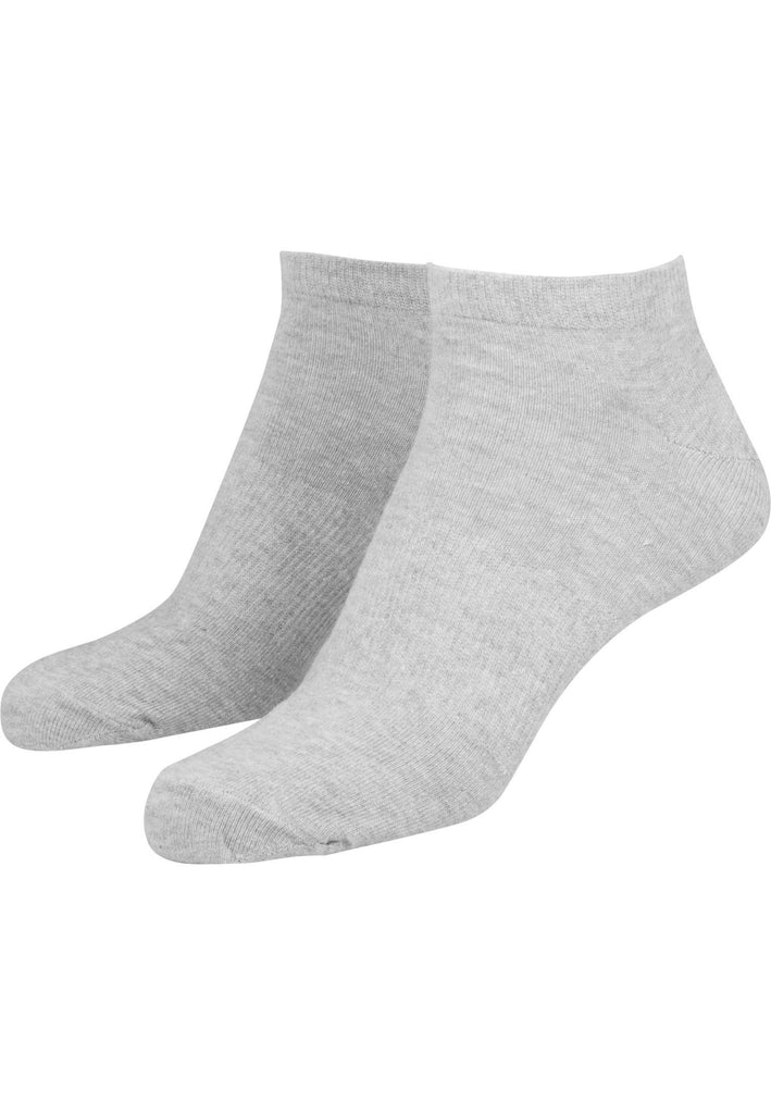 Urban Classics No Show Socks 5-Pack Grey hos Stillo