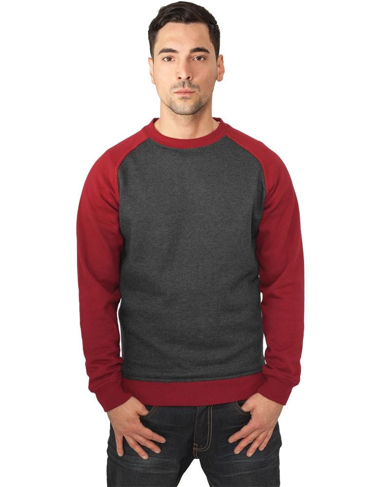 Urban Classics Raglan Sweater hos Stillo