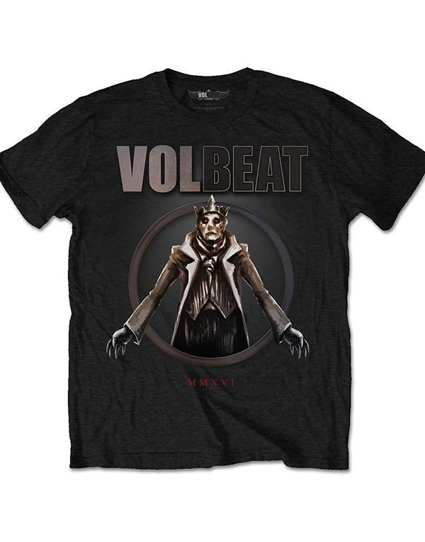 Volbeat King of the beast T-Shirt hos Stillo