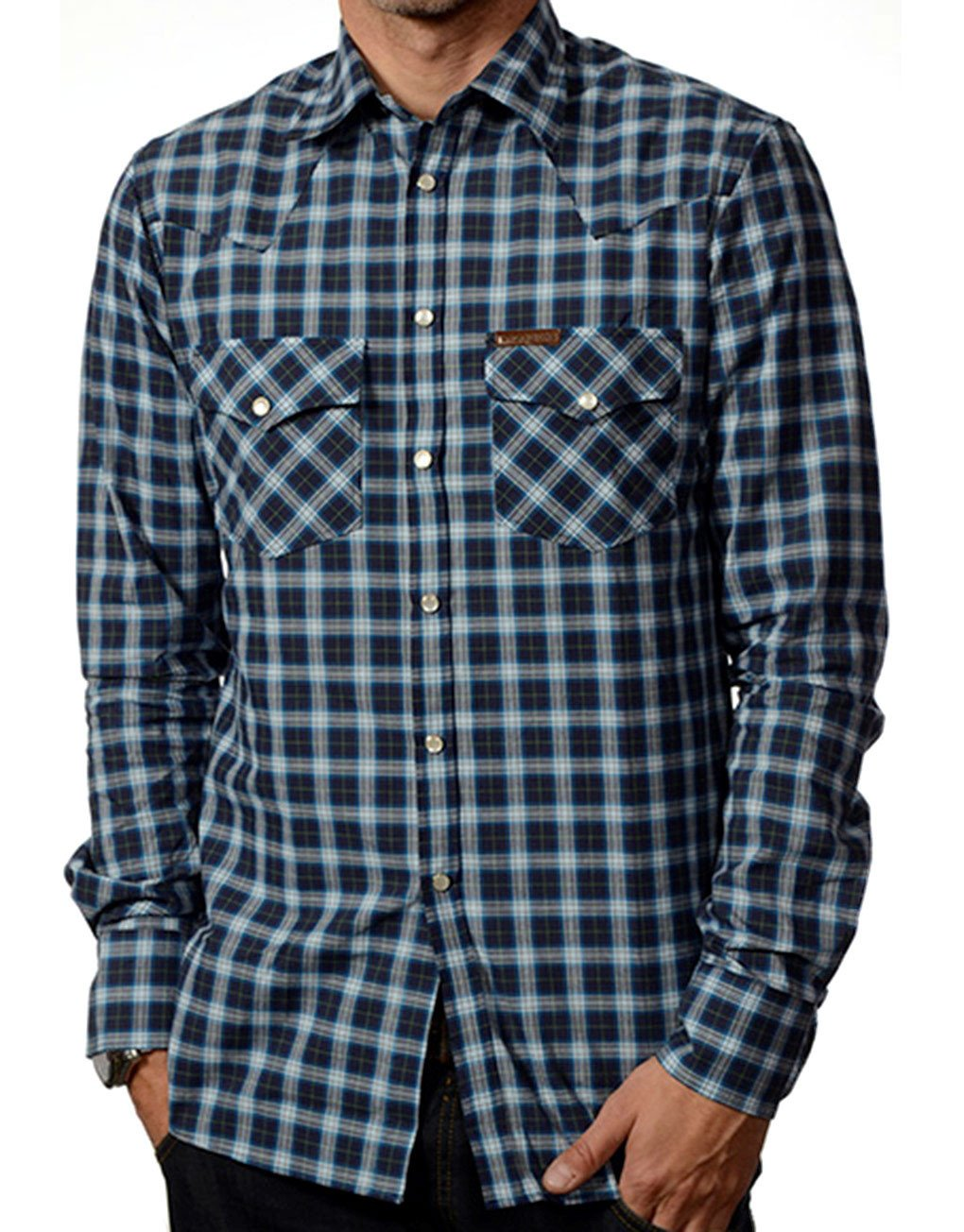 Wicked One Square Shirt hos Stillo