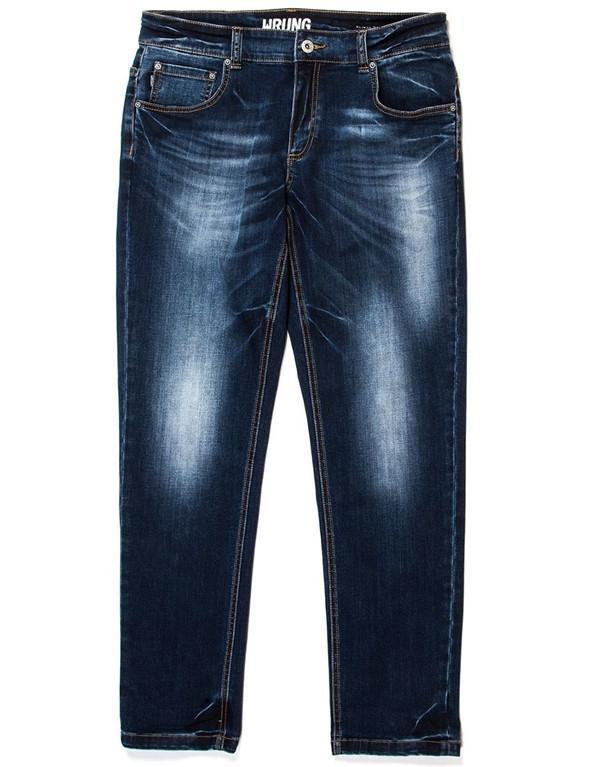 Wrung Decay Jeans hos Stillo