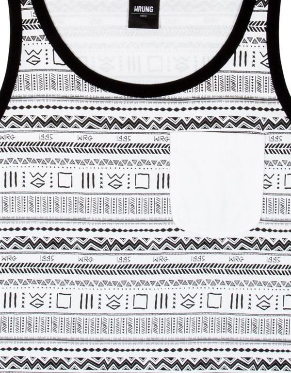Wrung Natives Tank Top hos Stillo