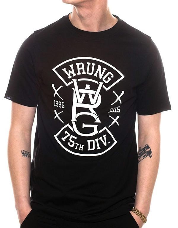 Wrung Stronger T-Shirt hos Stillo