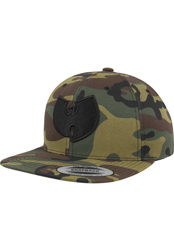 Wu Wear Camo Logo Cap hos Stillo