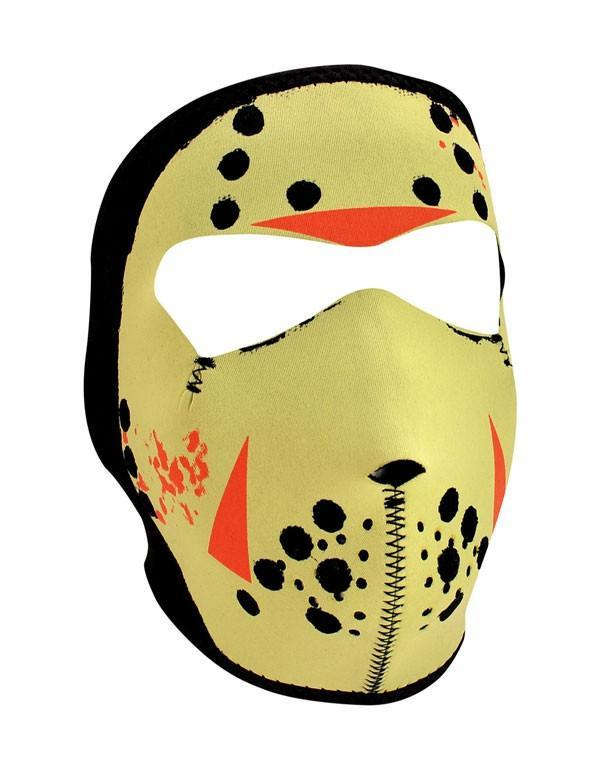 ZANheadgear Jason Mask hos Stillo