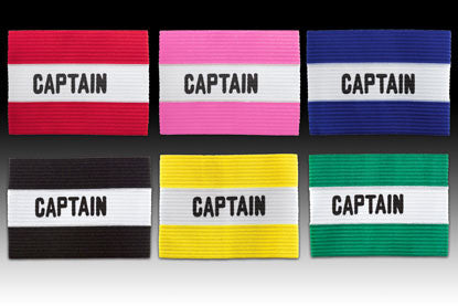 Kwik Goal Captains Arm Bands