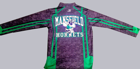 Dynamic Mansfield Pullover