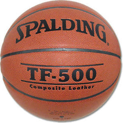Spalding TF500 Synthetic Leather Basketball