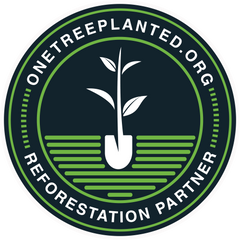 One tree planted project every purchase plants a tree