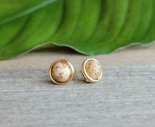 picture-jasper-stud-earrings-gold-wire