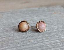natural-stone-stud-earrings-earthy-grounding-jewelry