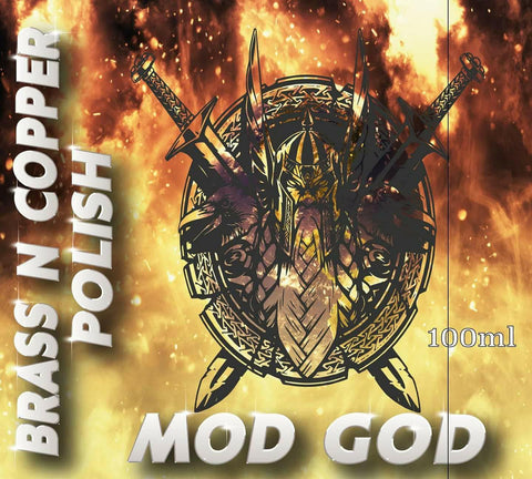 MOD GOD - Brass & Copper Polish