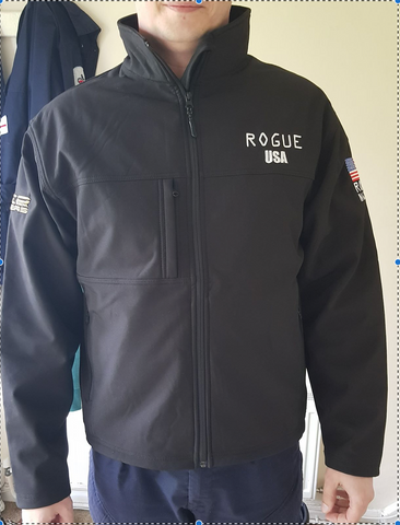 ROGUE USA Soft Shell Jacket