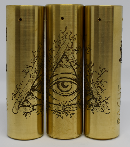 Rogue USA LE - New Illuminati (Brass)