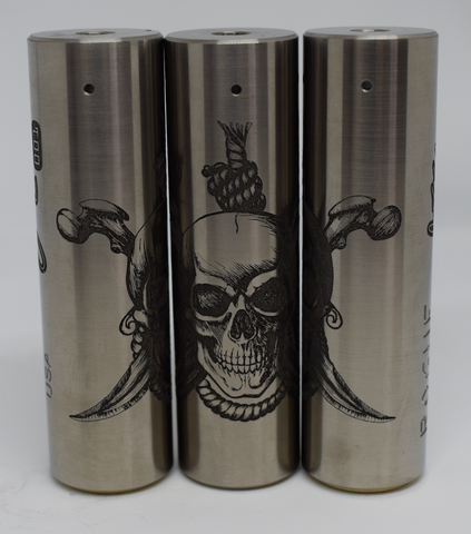 Rogue USA LE - Jolly Roger (Stainless Steel)