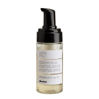 Davines really do give us the best products!!  Liquid Spell is Davines  Latest Offering
