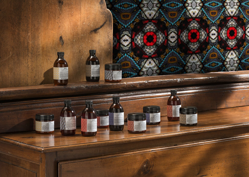 New Alchemic Range From Davines New Improved Formula
