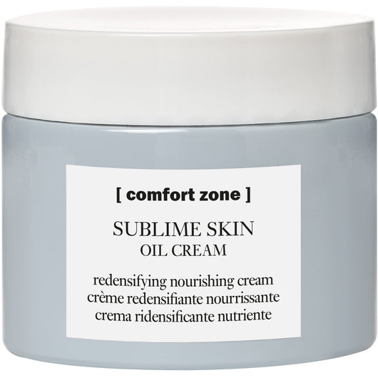 SUBLIME SKIN OIL CREAM redensifying and nourishing cream - The Station Hair and Beauty
