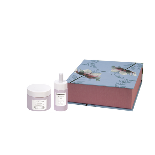 [NEW] REMEDY KIT soothing protective face kit - The Station Hair and Beauty
