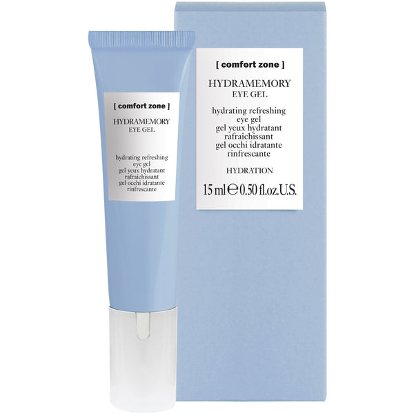 HYDRAMEMORY EYE GEL hydrating refreshing eye gel - The Station Hair and Beauty