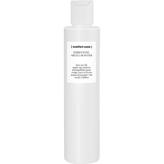 ESSENTIAL MICELLAR WATER (face eye lip make-up remover) - The Station Hair and Beauty
