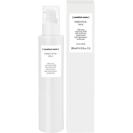 ESSENTIAL MILK silkening cleansing milk - The Station Hair and Beauty