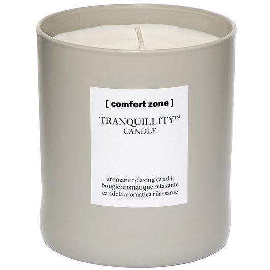 TRANQUILLITY CANDLE (aromatic relaxing candle) - The Station Hair and Beauty