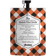 THE QUICK FIX CIRCLE Davines circle Chronicles