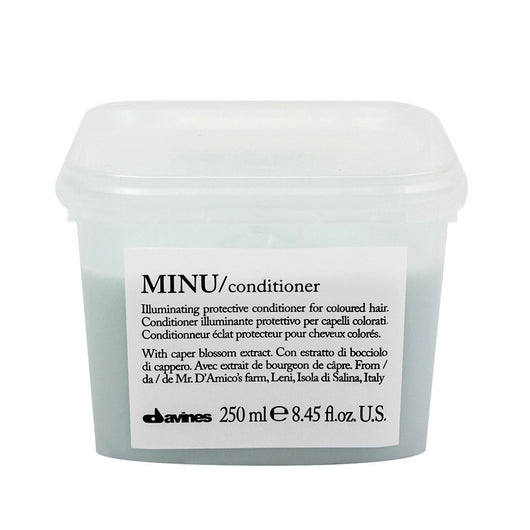 Davines Minu Coloured Hair Conditioner 250ml - The Station Hair and Beauty