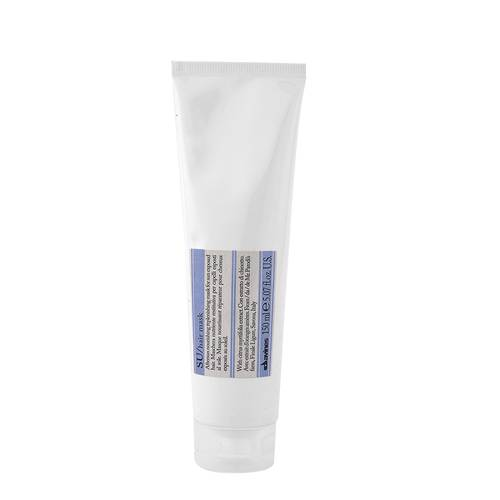DAVINES SU HAIR MASK 150ML - SOLAIRE INTENSE NOURISHING REPAIR MASK - The Station Hair and Beauty
