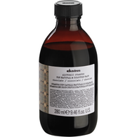 Alchemic Shampoo Chocolate 250ml - The Station Hair and Beauty