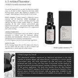 1.5 retinol booster /wrinkles concentrate - The Station Hair and Beauty