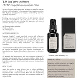 1.0 tea tree booster - The Station Hair and Beauty