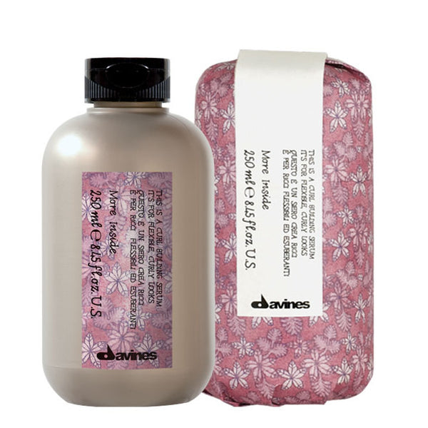 Davines Curl Building Serum 250ml - The Station Hair and Beauty