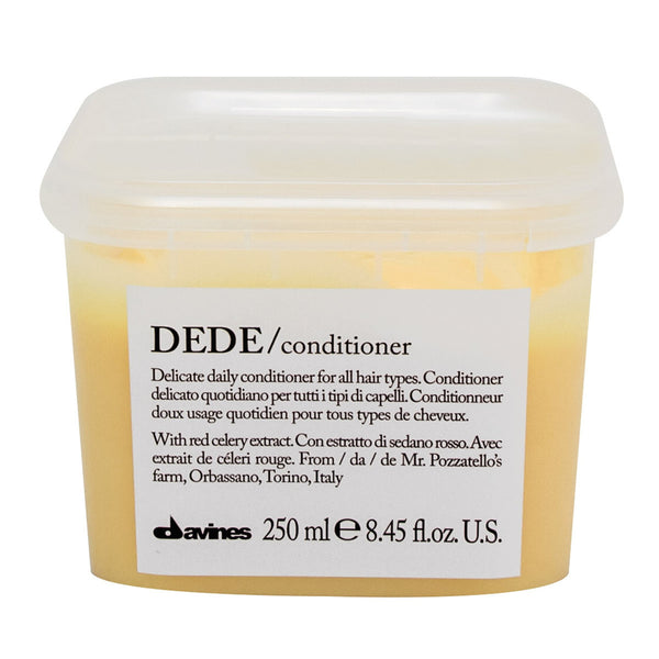 Davines Dede Delicate Conditioner 250ml - The Station Hair and Beauty