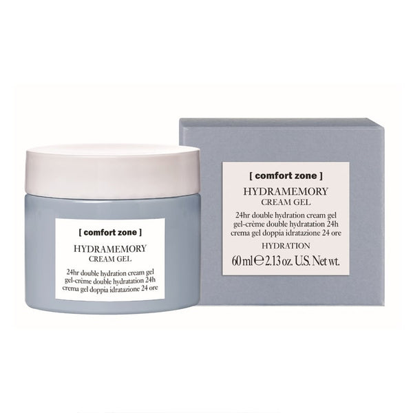 HYDRAMEMORY CREAM GEL double hydration cream gel - The Station Hair and Beauty