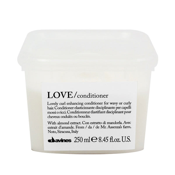 Davines Love Curl Conditioner 250ml - The Station Hair and Beauty