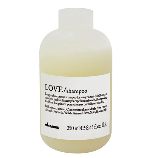 Davines Love Curl Shampoo 250ml - The Station Hair and Beauty