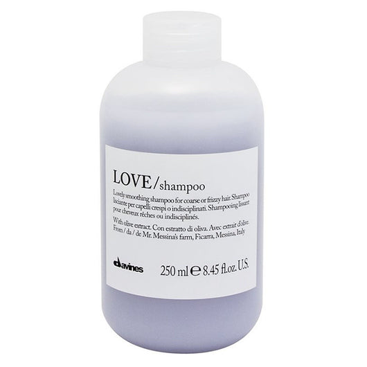 Davines Love Smoothing Shampoo 250ml - The Station Hair and Beauty