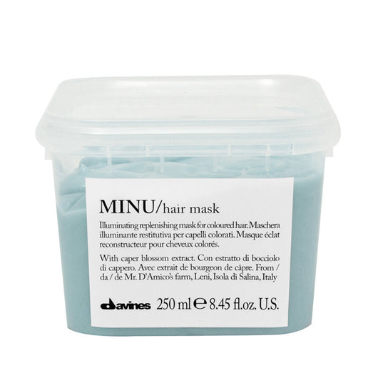 Davines Minu Coloured Hair Mask 250ml - The Station Hair and Beauty