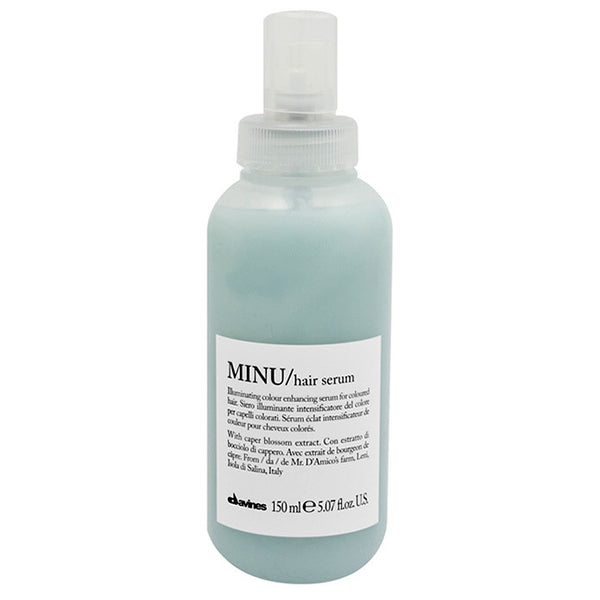 Davines Minu Coloured Hair Serum 150ml - The Station Hair and Beauty