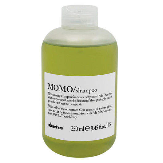 Davines Momo Moisturizing Shampoo 250ml - The Station Hair and Beauty