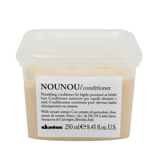 Davines Nounou Nourishing Conditioner 250ml - The Station Hair and Beauty