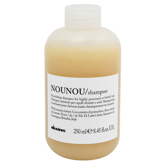 Davines Nounou Nourishing Shampoo 250ml - The Station Hair and Beauty