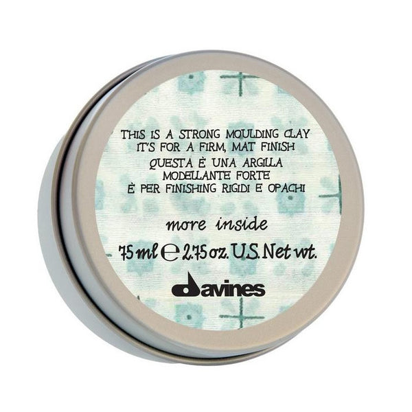 Davines Strong Moulding Clay 75ml - The Station Hair and Beauty
