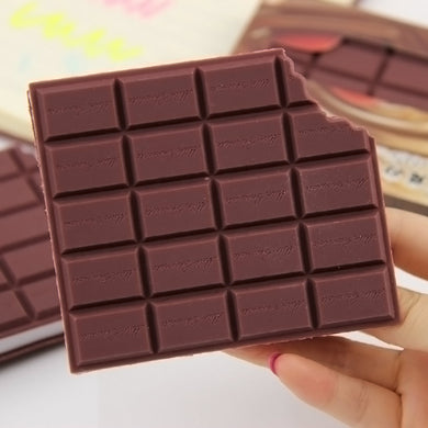 Chocolate Notebook / Memo