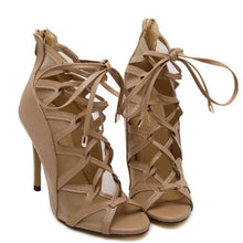 Gervais Strappy Sandals (3 Colors)