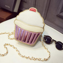 Ice Cream or Cupcake Mini Messenger